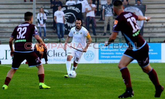 FOTO | Serie B, Salernitana-Spezia 1-0: sfoglia la gallery di D'Amico e Villani