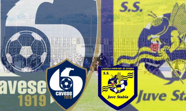 Cavese Vs Juve Stabia: dalla Promozione alla Serie C sono i padroni di casa a prevalere a Cava