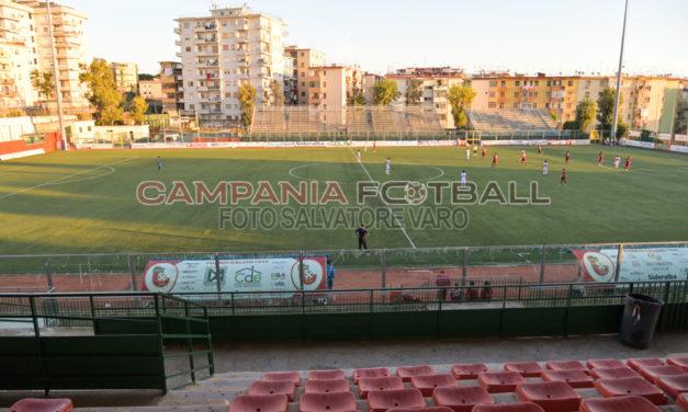 LIVE | Serie D girone I, Turris – Portici 5-0