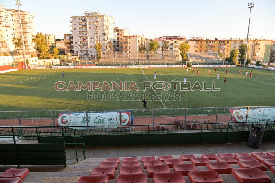 Vertice Comune-Turris, pronto piano per lo Stadio Liguori