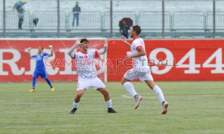 Serie D, Turris – Cittanovese 3-0: decidono nella ripresa le reti di Guarracino, Longo e Vacca