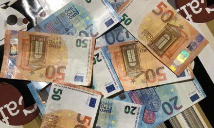 Serie D, Sarnese – Savoia: circa 500 euro di incasso con soldi falsi nel settore ospiti dello Squitieri