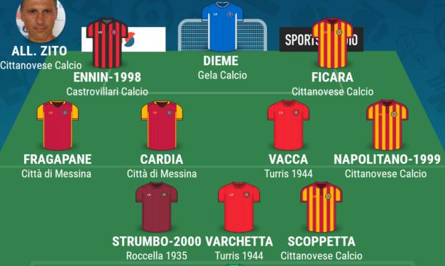 SERIE D – GIRONE I | La TOP 11 della decima giornata di Campania Football