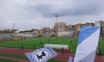 È senza reti il derby Portici-Nocerina