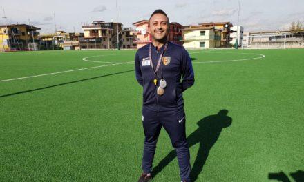 Afragolese: Tommaso Bianco nuovo preparatore atletico e arriva anche un giovane interessante