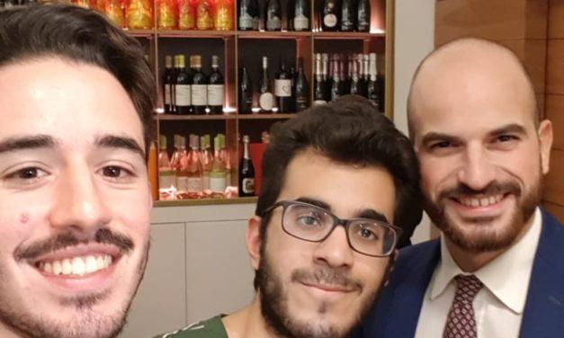 "TRASMISSIONE| "" 2 Stabiesi al bar"", la prima puntata insieme ad Ernesto Sica"