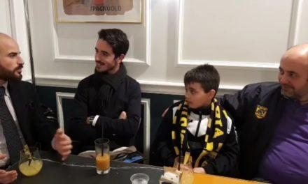 """TRASMISSIONE  """" 2 Stabiesi al bar"""", seconda puntata con Vincenzo, Ernesto e il piccolo Lorenzo"""