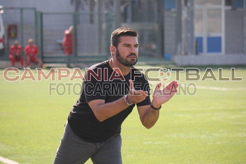 """Puteolana, Ciaramella: """"Cercheremo di arrivare ai play-off, a Pozzuoli grande voglia di fare calcio"""""""