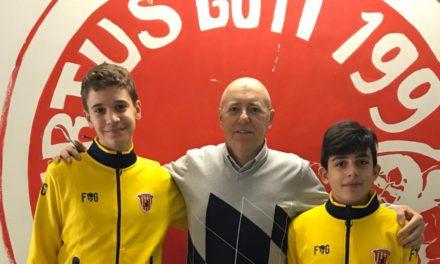 Scuola Calcio Virtus Goti: 2 talenti ai Giovanissimi del Benevento