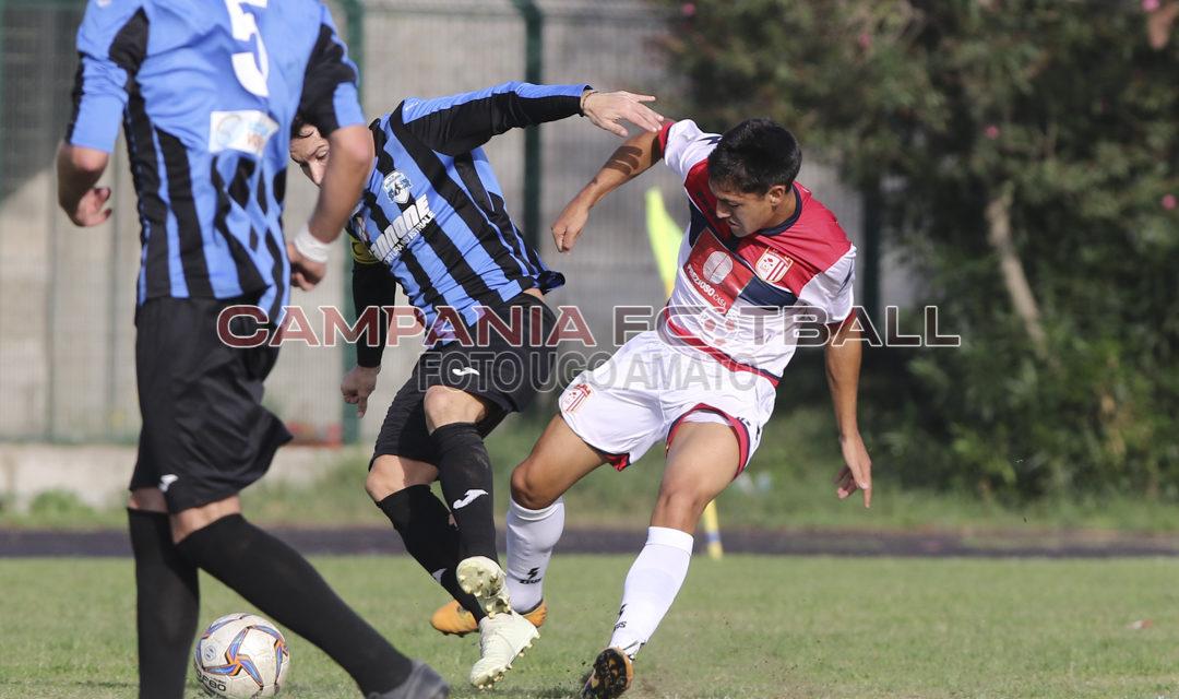 Coppa Italia Promozione, Sant'Antonio Abate-Marcianise 1-1: Vitale fa 100 e rimanda il discorso qualificazione