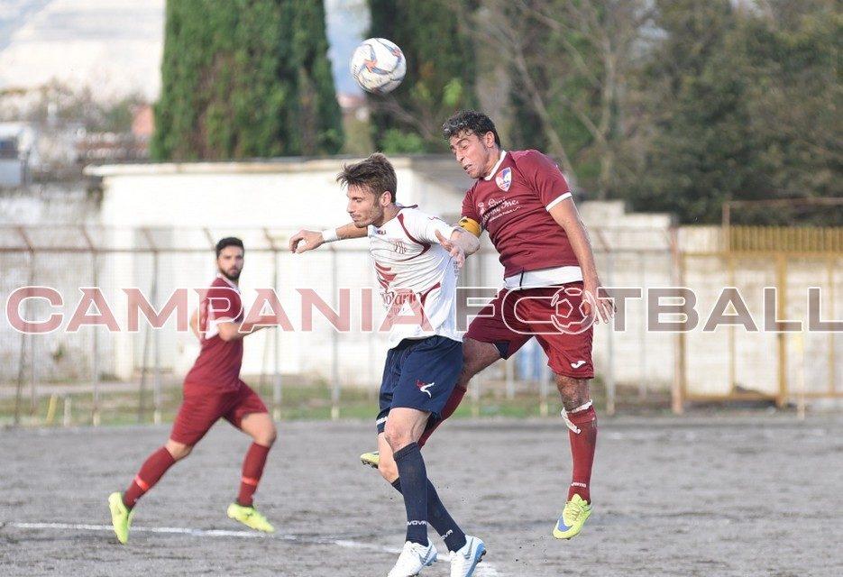 FOTO | Promozione Girone C, Cimitile-Lioni 2-1