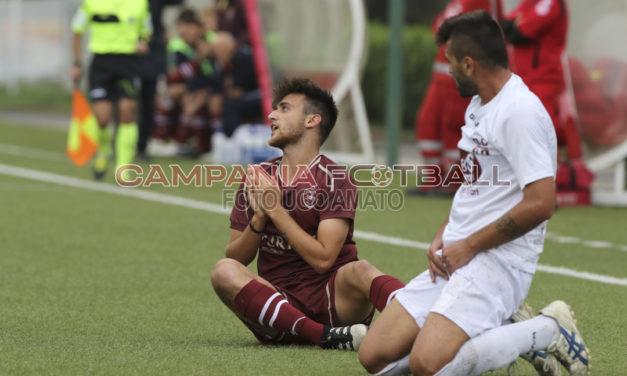 Serie D, Picerno – Sarnese 3-0: la prima in classifica lucana travolge la Sarnese