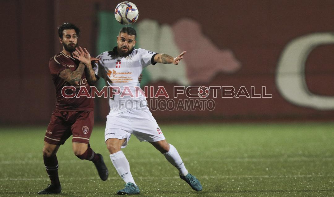 FOTO | Serie D girone H, Sarnese-Savoia 0-1: sfoglia la gallery di Ugo Amato