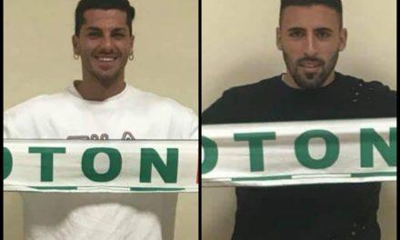 Calciomercato, Gragnano: lasciano due giocatori, entrambi firmano col Rotonda