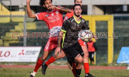 SERIE D gir. I, NOCERINA-TURRIS 0-0: finisce in parità il derby del San Francesco