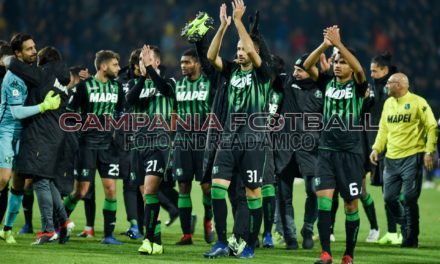 FOTO | LE ALTRE DI SERIE A.  Frosinone-Sassuolo 0-2: sfoglia la gallery di Andrea D'Amico