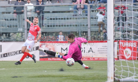 Foto| Serie D Girone I, Turris – Gela (5-1)