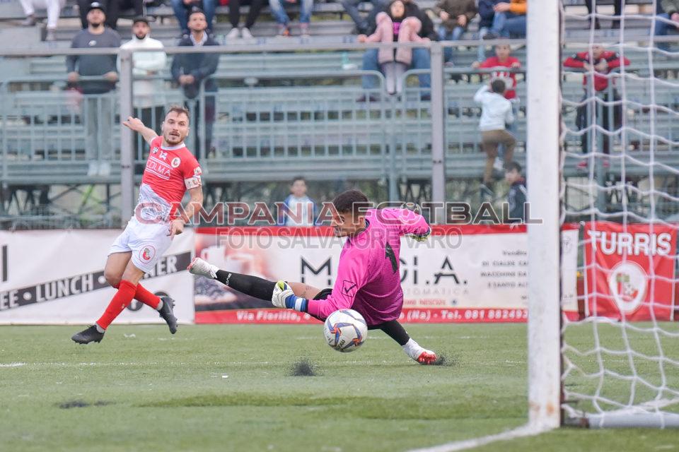 Foto  Serie D Girone I, Turris – Gela (5-1)