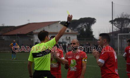 Giudice Sportivo, Promozione girone A: 3 giornate per Starita, stangata per alcune sannite