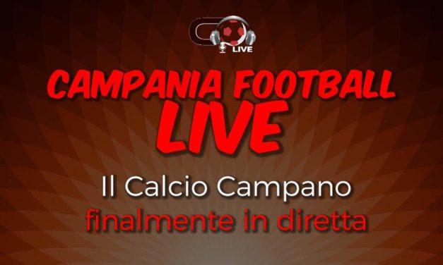 DOMENICA DA PROTAGONISTI | Tante sfide di cartello su Campania Football Live