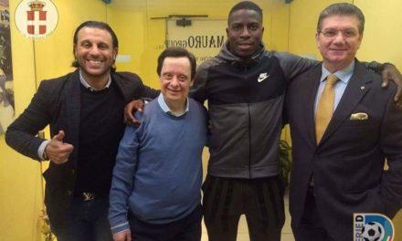 Calciomercato, UFFICIALE Savoia: ha firmato Ayina