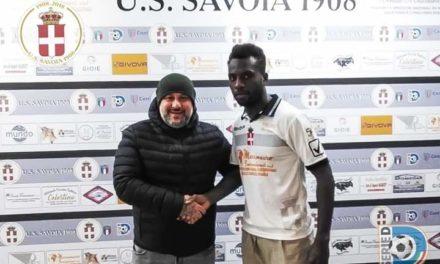 CALCIOMERCATO | UFFICIALE: Adama Diakitè è un nuovo attaccante del Savoia