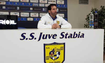Juve Stabia, niente più Frosinone per mister Fabio Caserta