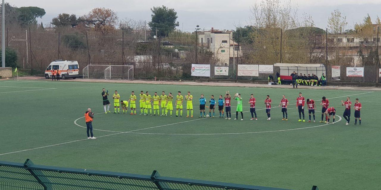 Afragolese, primo successo per mister Masecchia, battuto l' Ottaviano 1-0
