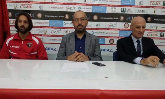"""Calciomercato, Nocerina parla Pecora: """"L'interesse dell'Afragolese è vero, ma resto a Nocera"""""""