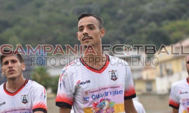 Sorriso ritrova la serie D: il giocatore approda a Gragnano