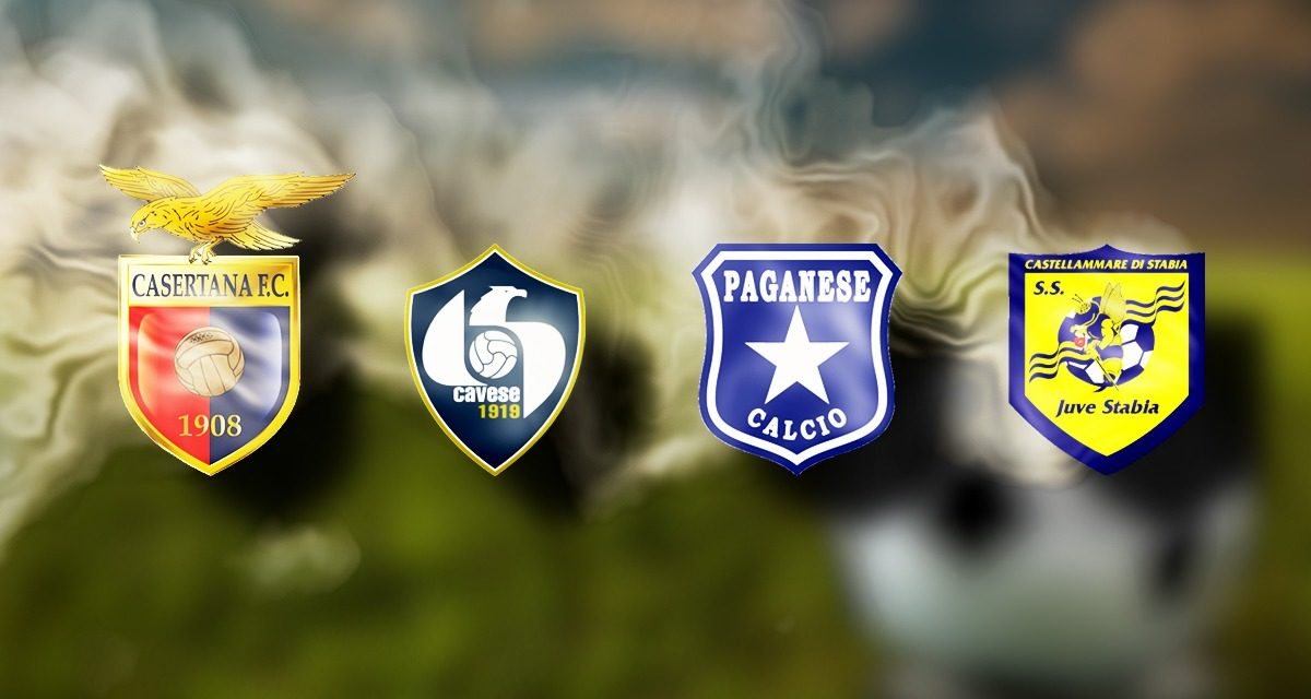 IL PUNTO| Serie C, venticinquesima giornata: tonfo per Paganese e Casertana, amarezza per la Cavese