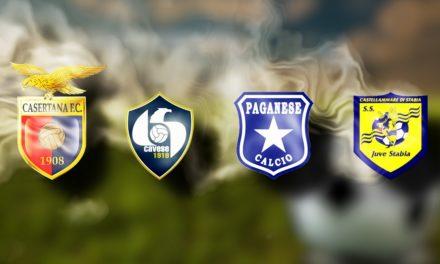IL PUNTO| Serie C, ventesima giornata: prima vittoria per la Paganese, seguono Juve Stabia e Casertana