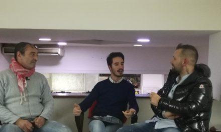 """TRASMISSIONE  """"2 Stabiesi al bar"""", terza puntata insieme a Tonino Ercolano e Ciro Cannavale"""