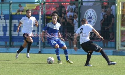 Eccellenza, la Polisportiva Santa Maria veste di giallorosso Antonio Cherillo