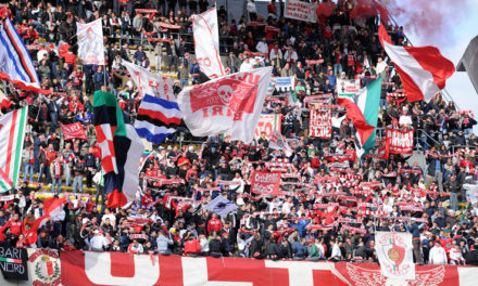 Serie D, Bari: esaurito il settore ospiti!