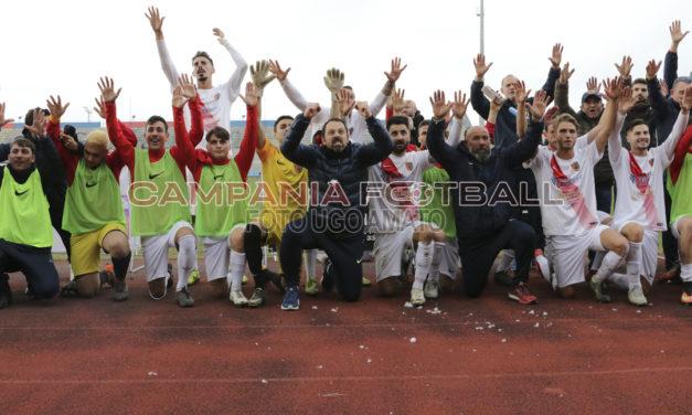 FOTO | Eccellenza girone A, Afragolese-Casoria 1-0