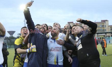 """Coppa Italia Eccellenza, De Stefano: """"Manzo ha spaccato in due la partita. La partita l'abbiamo vinta nell'intervallo"""""""