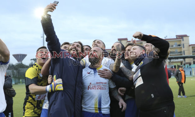 FOTO | Coppa Italia, Giugliano-Casoria 4-1: sfoglia la gallery di Ugo Amato