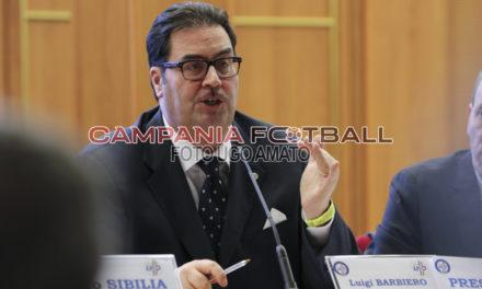 """Figc Campania, Barbiero:""""Stiamo facendo una ricognizione per verificare le gare da rinviare"""""""