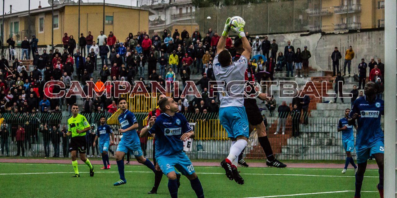 Il Portici schianta il Locri: al San Ciro finisce 5-1