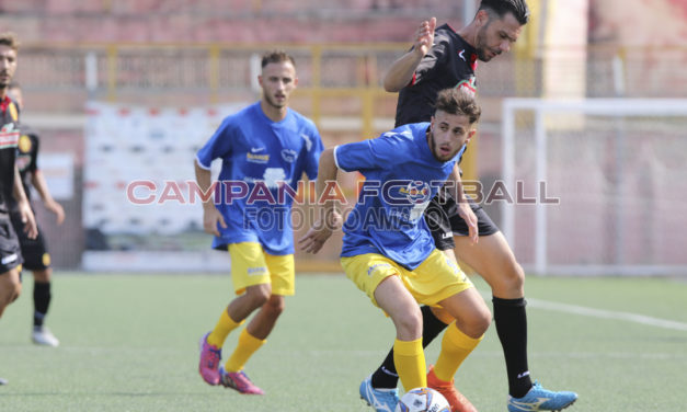 Coppa Promozione, Sant'Antonio Abate prova la remuntada col Procida
