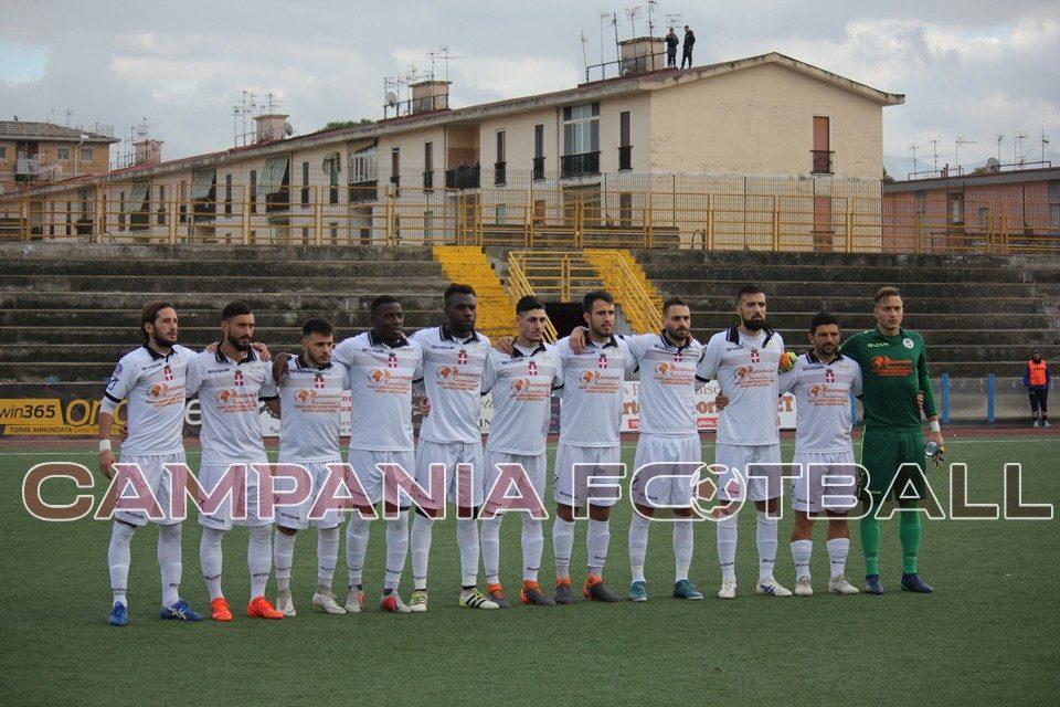 Il Savoia non regge, il Cerignola vince 2-0