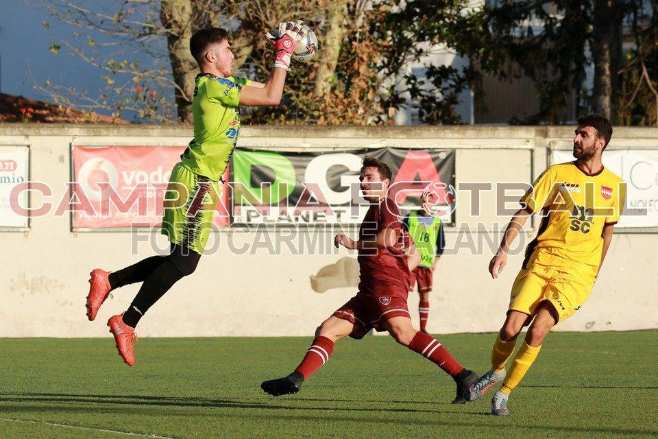FOTO | Serie D Girone H, derby Sorrento-Sarnese 1-1: sfoglia la gallery