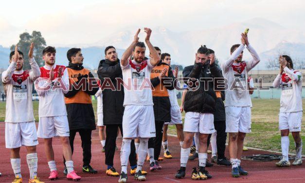 Serie D Girone I, la Nocerina espugna Messina