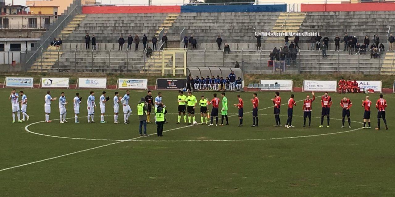 Afragolese – Albanova 2-1: i rossoblù tornano al terzo posto