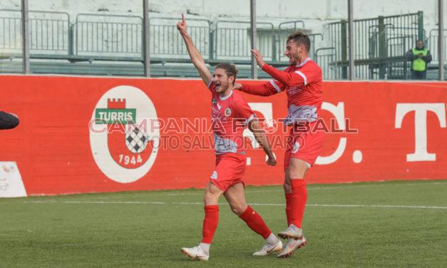 Foto  Serie D Girone I, Turris – Roccella (5-0)