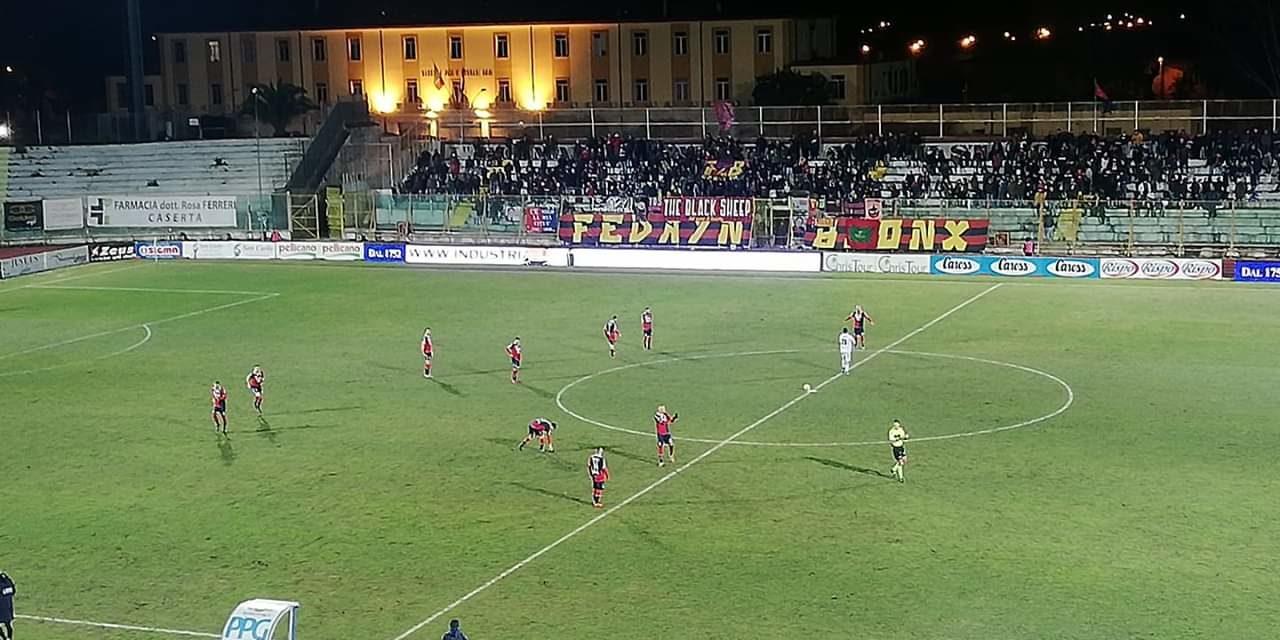 Serie C, Casertana: battuto Capuano di misura!