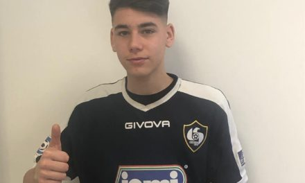 La Scuola Calcio ADPG Ruotolo cede un talento alla Cavese!