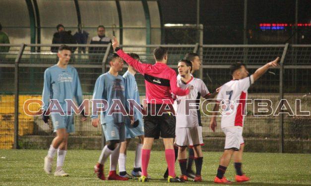 Rissa nel campionato Juniores, sospesa Edilmer Cardito-Afragolese