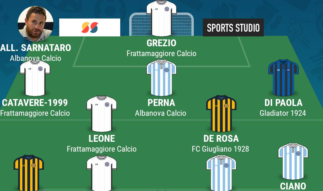 CAMPIONATO ECCELLENZA – GIRONE A | La TOP 11 della diciassettesima giornata di Campania Football